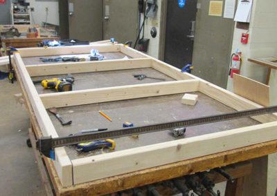 Building the platform - day1