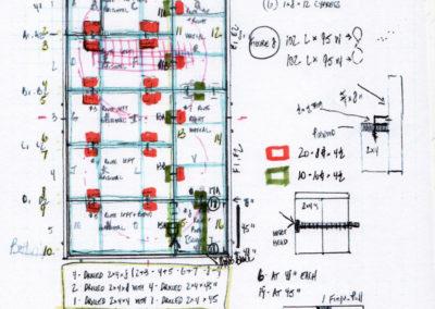 Diagram for platform